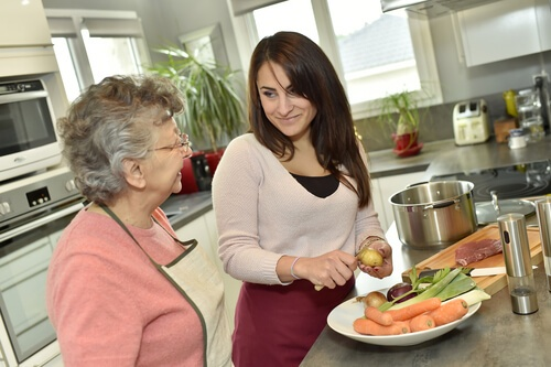 advantages of home health care 2