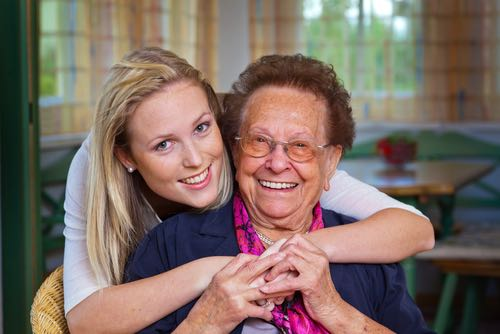 Caregiver jobs