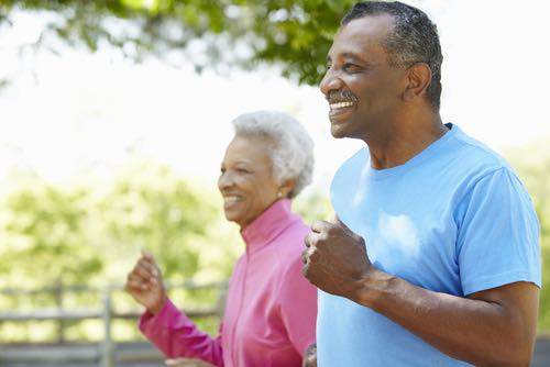 Gentle exercises for seniors