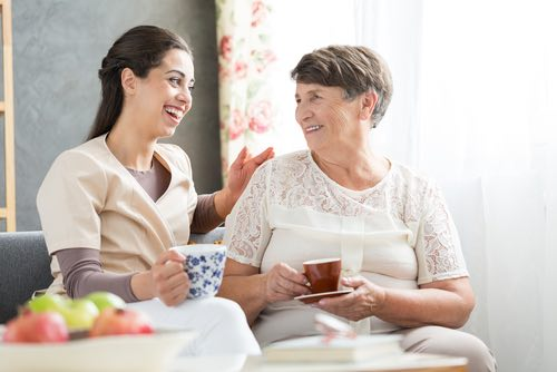 How to become a caregiver