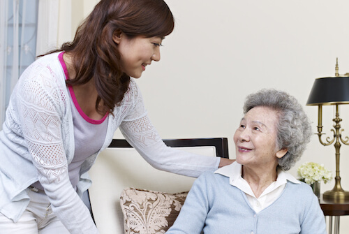 caregiving is a flexible and rewarding career