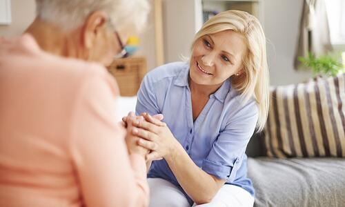 Guide to a Career Move into Caregiving